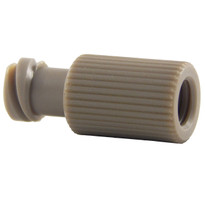 1-Way PEEK Adapter FLL M6 Internal Metric Thread (Individual)