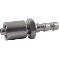 MLL to Bulkhead (M6 Thread) 5mm Hose End (Individual)