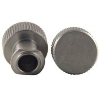 FLL Plug (Stainless Steel) (Individual)