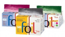 Product Club Ready to Use Pop up Foil 500ct Silver