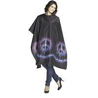 Andre Peace Hairstyling Cape Multi-Color No.629