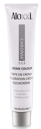 Aloxxi Chroma 5XR Permanent Hair Color.