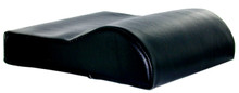 Black Contour Tanning Bed Pillow