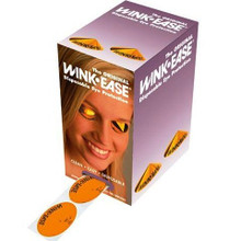 Winkease disposable eye protection
