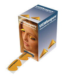 ViewKeepers Disposable Eyewear 250 count box