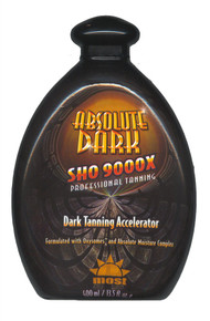 Most Absolute Dark Tan Accelerator Lotion 13.5