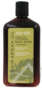 Amir Argan Oil Sulphate Free Body Wash