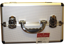 City Lights Classic Lockable Aluminum Tool Case ATC700