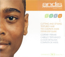 Andis Instructional DVD on Cutting and Styling Textured Hair