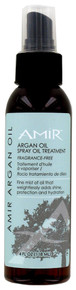 Amir Argan Oil Fragrance Free Spray Oil Treatment