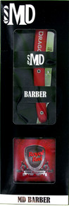 MD Barber Red Dragon Razor Combo Pack