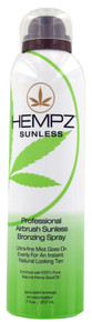 Hempz Professional Airbrush Sunless Bronzing Spray.
