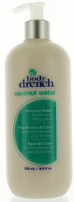 Body Drench Coconut Water Replenishing Body Lotion, 16.9 fl oz