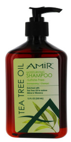 Amir Tea Tree Oil Moisturizing Shampoo, 12 fl oz