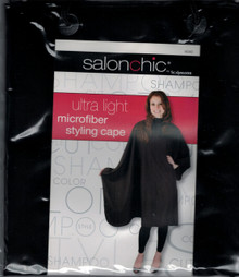 Salonchic Ultra Light Microfiber Styling Cape by Scalpmaster