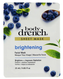 Body Drench Brightening Facial Mask