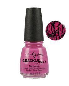 China Glaze Crackle Broken Hearted Nail Polish .5oz #81055