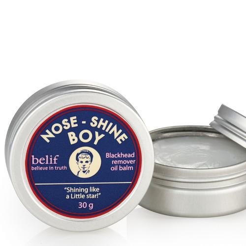 Belif Blackhead Remover Oil Balm : Nose-shine boy