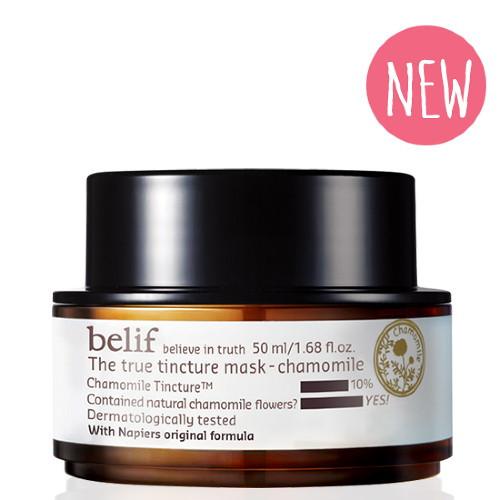 Belif The True Tincture Mask-chamomile