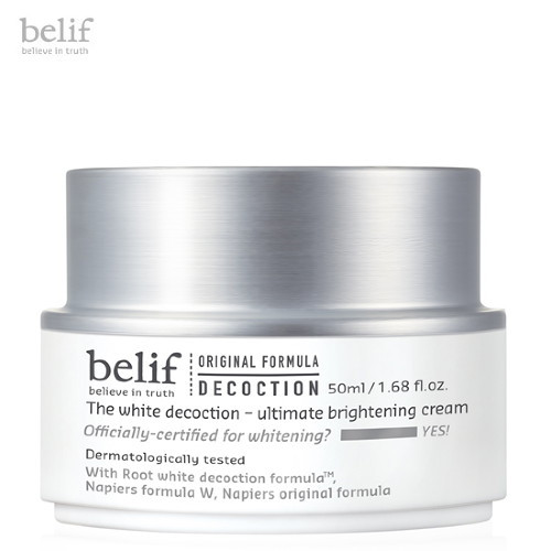 Belif The White Decoction - Ultimate Brightening Cream