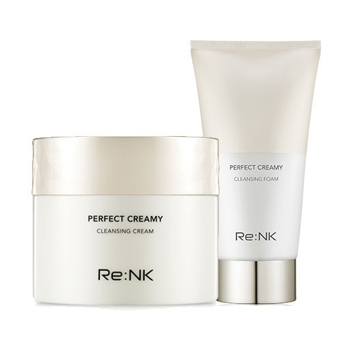 Re:NK Perfect Creamy Cleansing Set