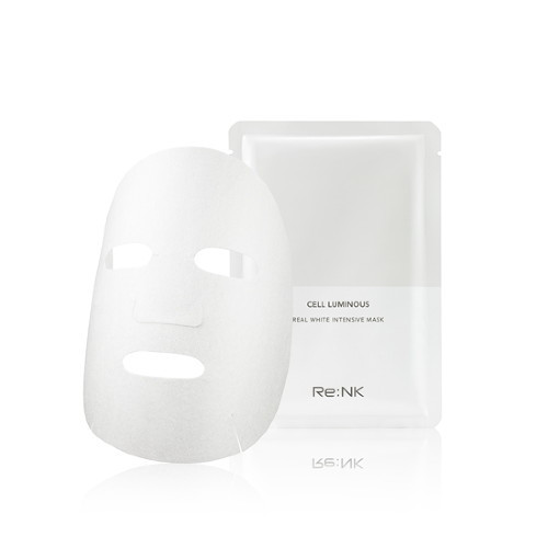 Re:NK Cell Luminous Real White Intensive Mask