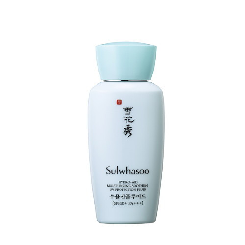 Sulwhasoo Hydro-aid Moisturizing Soothing UV Protection Fluid
