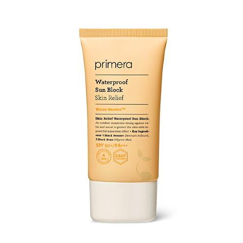 Primera Skin Relief Waterproof Sun Block