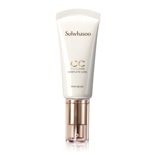 Sulwhasoo CC Emulsion SPF34/PA++