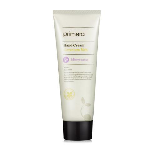 Primera Geranium Rich Hand Cream