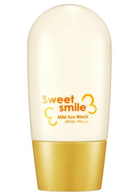 Sum37 Sweet Smile Mild Sun Block SPF39 PA+++