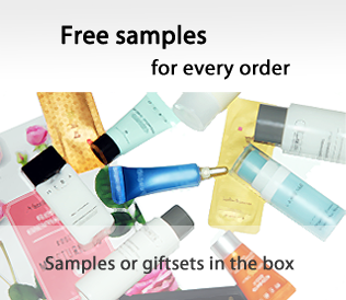 Free samples for every order