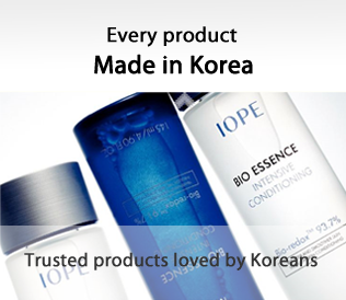 Products made in Korea