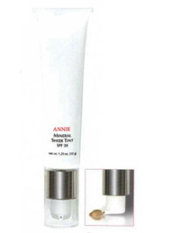 Makeup mineral sheer tint spf20