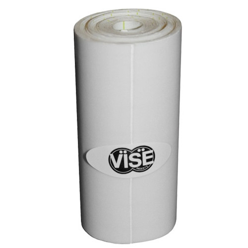 Vise Bio Skin Ultra Tape Roll   Apply to fingers and palm of hand. Tacky material that grips the ball Gives you more lift & increases revolutions