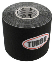 Turbo 2-N-1 Grips Black Patch Tape Roll  Patch Tape is polyester cloth tape with a silky smooth texture that will help reduce friction upon release. To get out of tight thumb hole or prevent blister or callous, use Patch Tape to replace messy slide powders or liquid skin products. Patch Tape is ultra thin. You'll hardly know you're wearing it. It doesn't smell, sting or burn like skin and release products and can be easily removed without residue.  SOLD IN INDIVIDUAL ROLLS  SKU: TGPSP1Product ID: 5340