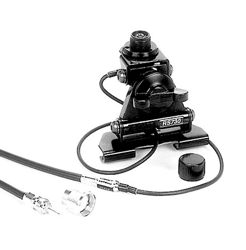 Comet CP-5M - Mobile Antenna Mount Bracket with Cable