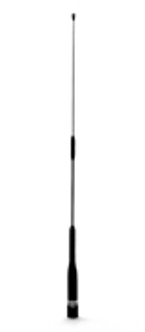 Comet SS-460SBNMO - Spring Base VHF-UHF Dual Band Antenna - Ham Radio