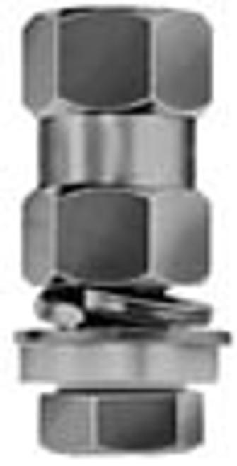 Firestik K4R | 3/8-24 Threaded Antenna Stud Mount With Ring Bolt