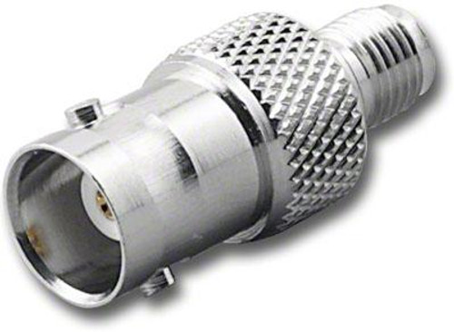 BNC-Female to SMA-Female Coaxial Adapter (RFA-8381)