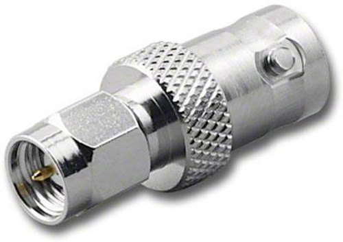 BNC-Female to SMA-Male Coaxial Adapter (RFA-8382)
