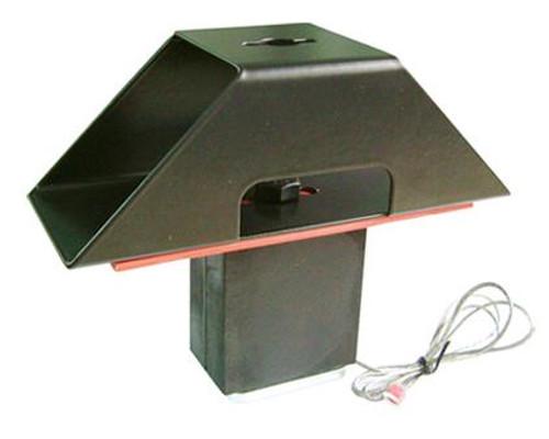 OPEK AM-751 - T-Bar Stake Hole Antenna Mount