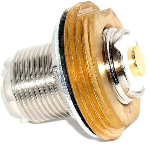 OPEK NMO-3-1 - NMO to UHF-Female SO-239 Adapter - 1-Inch Long