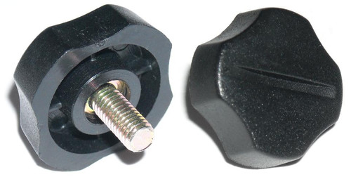 OPEK KN-3P - Replacement Knob for Ham and CB Radios 3 mm Threads