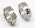 Available in plain, stone set & in silver , white gold and yellow gold