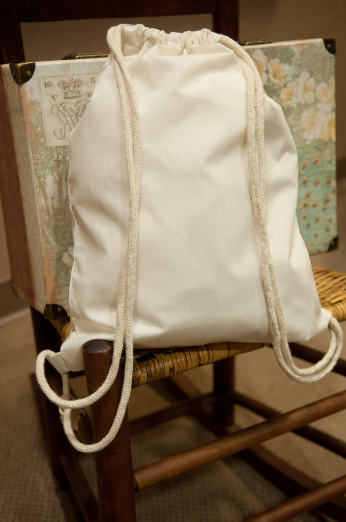 ​Cotton Backpacks for Your Next Event