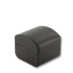 6400 Series Leather Ring Box