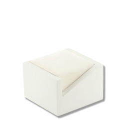 3200 Series High Quality Matte Wood & Chamel Ring Box