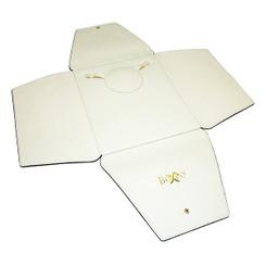 NSPF25 High Quality Chamel Extra Large Necklace Folder