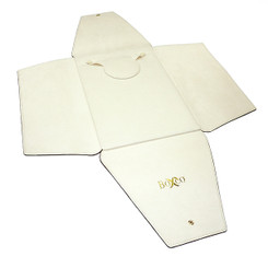 NSPF30 High Quality Chamel Extra Large Necklace Folder